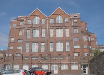 Thumbnail 2 bed flat for sale in Kilvey Terrace, St. Thomas, Swansea