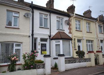 Thumbnail 3 bedroom terraced house for sale in Armytage Road, Budleigh Salterton, Devon