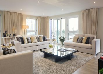 "Thumbnail 4 bedroom flat for sale in ""Watts Penthouse"" at Wandsworth Road, London"