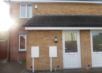 Thumbnail 1 bedroom flat to rent in Birkland Street, Mansfield