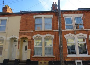 Thumbnail 3 bed terraced house for sale in Cowper Street, The Mounts, Northampton