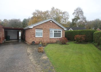 Thumbnail 3 bed detached bungalow to rent in Greenfield Close, Barnby Dun, Doncaster