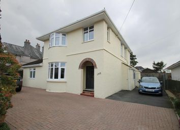 Thumbnail 4 bed detached house for sale in Fort Austin Avenue, Plymouth