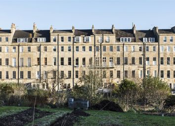 Thumbnail 2 bed flat for sale in Marlborough Buildings, Bath