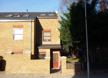 Thumbnail 4 bed end terrace house to rent in Chelmer Road, London