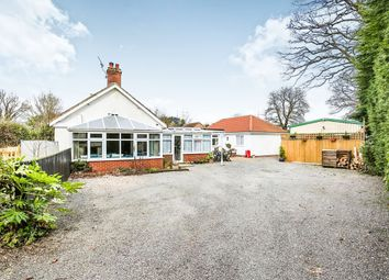 Thumbnail 4 bed detached bungalow for sale in Reepham Road, Briston, Melton Constable