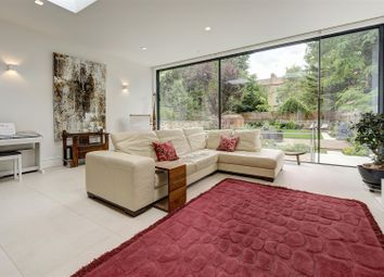 Thumbnail 4 bed flat for sale in Garden Maisonette, Canfield Gardens, South Hampstead