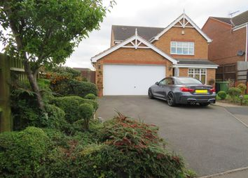 Thumbnail 4 bed detached house to rent in Katsura Close, Streetly, Sutton Coldfield