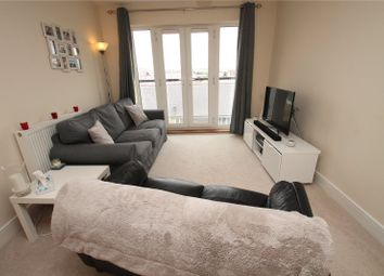 Thumbnail 1 bedroom flat for sale in Griffin Court, Black Eagle Drive, Northfleet