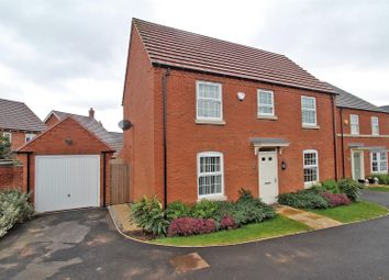 Thumbnail 3 bedroom detached house for sale in Wansbeck Close, Arnold, Nottingham
