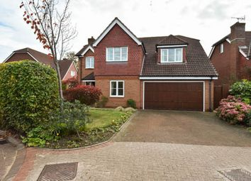 Thumbnail 5 bed detached house for sale in Greyfriars Drive, Bromsgrove