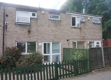 Thumbnail 3 bed terraced house to rent in Bishopdale, Brookside