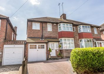 Thumbnail 5 bedroom semi-detached house for sale in Rokeby Gardens, Woodford Green