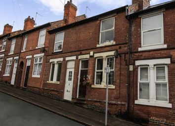 Thumbnail 2 bedroom terraced house for sale in Worksop Road, Nottingham
