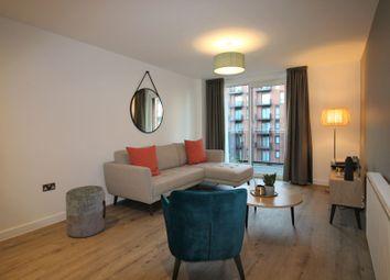 Thumbnail 3 bed flat to rent in 4, Lockside Lane, Salford
