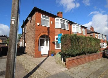 Thumbnail 3 bedroom semi-detached house for sale in Brentwood Drive, Eccles, Manchester