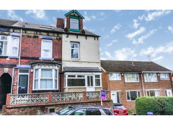 3 bed end terrace house for sale in Derbyshire Lane, Sheffield S8