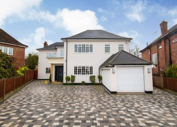 Thumbnail 5 bed detached house for sale in Wentworth Way, Pinner, Middlesex