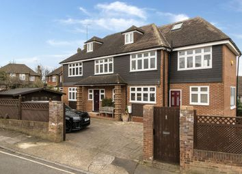 Thumbnail 5 bed detached house for sale in Hampton Close, Wimbledon Common