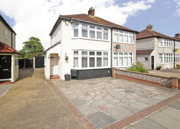 Thumbnail 2 bedroom semi-detached house for sale in Merlin Road, Welling