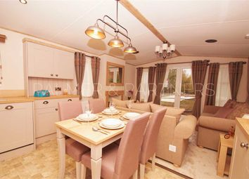 Thumbnail 2 bed detached house for sale in Colchester Holiday Park, Cymbeline Way, Colchester