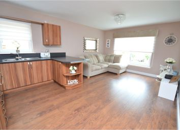 Thumbnail 2 bed flat for sale in 18B Carmyle Avenue, Glasgow
