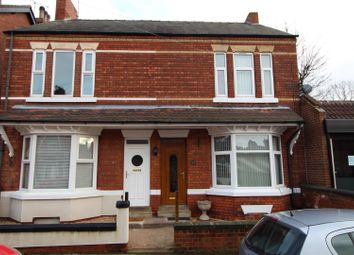 Thumbnail 3 bedroom semi-detached house for sale in Welbeck Street, Worksop