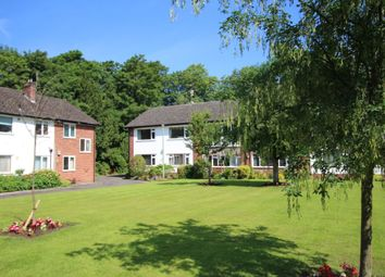 Thumbnail 2 bedroom flat for sale in Arden Court, Bramhall, Stockport