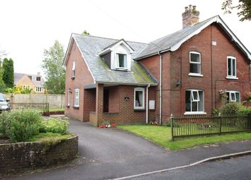4 bed semi-detached house for sale in Church Lane, Bishops Sutton, Alresford SO24
