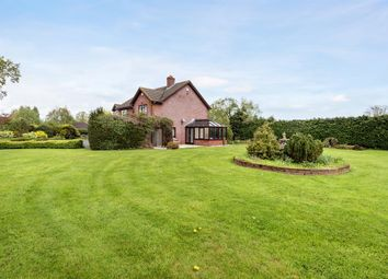 Thumbnail 4 bed detached house for sale in Winnal, Hereford