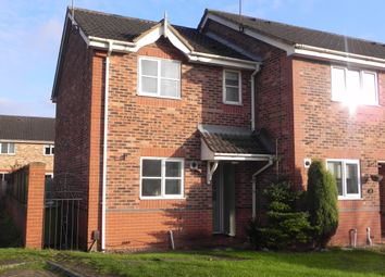 Thumbnail 2 bed semi-detached house to rent in Primrose Way, Flixborough, Scunthorpe