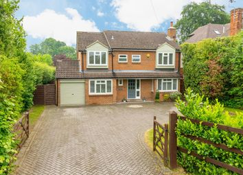Thumbnail 4 bed detached house to rent in Nightingale Avenue, West Horsley, Leatherhead