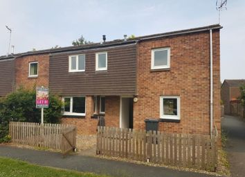 Thumbnail 3 bed end terrace house to rent in Emmanuel Close, Mildenhall