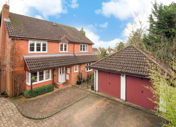 Thumbnail 5 bed detached house for sale in Thorn Close, Wokingham, Berkshire