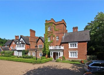 Thumbnail 4 bed flat for sale in Coombe Hill, Devey Close