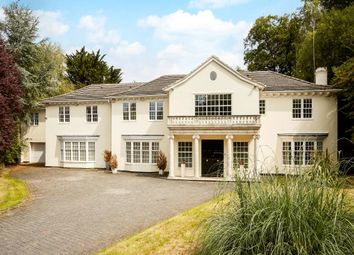 Thumbnail 6 bed detached house to rent in Kier Park, Ascot