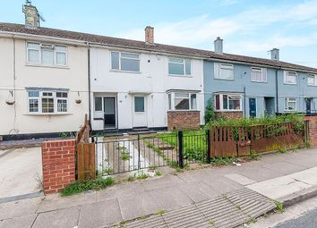 Thumbnail 3 bedroom terraced house to rent in Sherwood Road, Grimsby