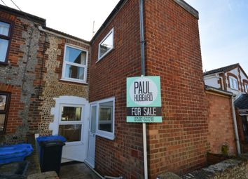Thumbnail 2 bed terraced house for sale in Green Lane, Kessingland, Lowestoft