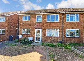 Thumbnail 2 bed maisonette for sale in Birling Road, Ashford, Kent