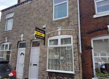 Thumbnail 2 bedroom terraced house to rent in Colville Street, Fenton, Stoke-On-Trent