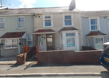 Thumbnail 3 bed terraced house for sale in Station Road, Bynea, Llanelli