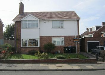 Thumbnail 2 bed maisonette for sale in Alandale Avenue, Eastern Green, Coventry