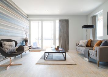 Thumbnail 2 bed flat for sale in 2 Goldstone Lane, Hove