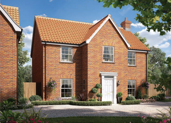 Thumbnail 4 bedroom detached house for sale in Thetford Road, Thetford, Norfolk