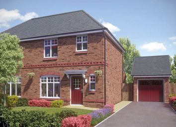 Thumbnail 3 bedroom semi-detached house for sale in West Fields, Kirkbymoorside