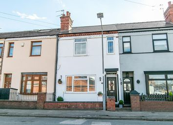 Thumbnail 3 bed terraced house for sale in Knight Street, Netherfield, Nottingham