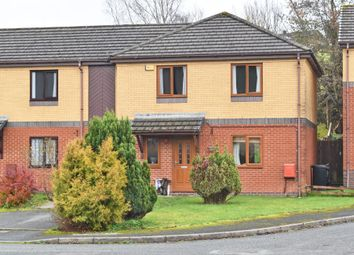 Thumbnail 3 bed semi-detached house for sale in Ridgebourne Close, Llandrindod Wells