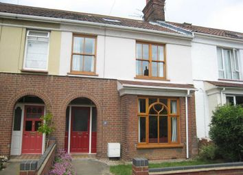 Thumbnail 4 bed property to rent in Plumstead Road, Norwich, Norfolk