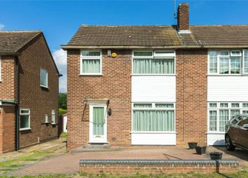 Thumbnail 3 bedroom semi-detached house for sale in Woodland Avenue, Hutton, Brentwood, Essex