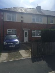 Thumbnail 3 bed semi-detached house for sale in First Avenue, Stobhill, Morpeth